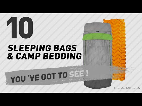 Sleeping Bags With Sleeves // Most Popular 2017