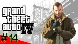 Grand Theft Auto IV  GTA 4 Прохождение на стриме  ЧАСТЬ 14