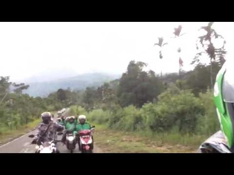 "Gojek Indonesia regional padang touring bareng ""salam1aspal"""