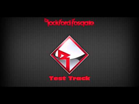 Rockford Fosgate Test Track - Turn It Up