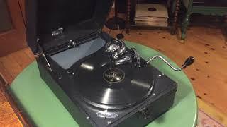 復興大博覧會記念 Columbia A448 1210472 HMV102 関西蓄音機倶楽部.