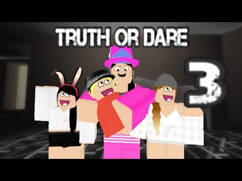 Truth Or Dare 3 || SKYLEREE Machinima