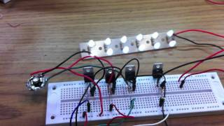 Controlling high power (or a high number of) LED's with an Arduino
