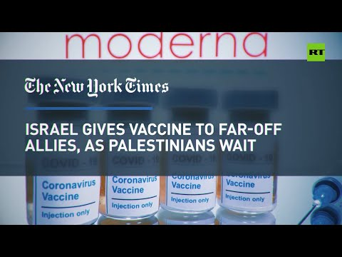 Vaccine diplomacy | Israel trades COVID jabs for political favors