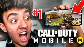 Mi primera vez en CALL OF DUTY: MOBILE!! (El mejor juego de móvil) - Agustin51