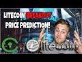 Litecoin Price Prediction!!! Nasdaq Adds Litecoin To Exchange?!?!? (Civic Analysis)