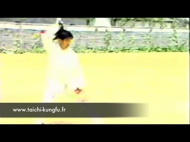 Taiji (Tai Chi) style Chen - Chen Zheng Lei - Double Sabre