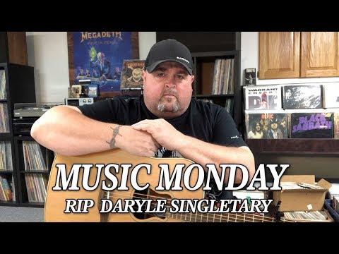 Music Monday RIP Daryle Singletary