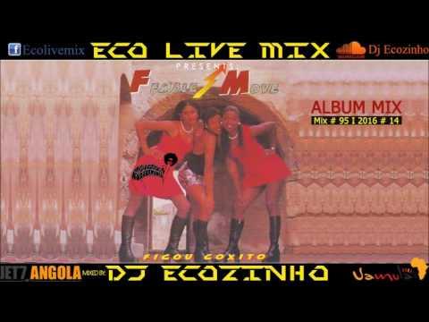 Female Move - Ficou Coxito (1996 ) Album Mix 2016 - Eco Live Mix Com Dj Ecozinho