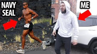 I Copied David Goggins Running Log Without Any Training! (111 Miles) Heres What Happened