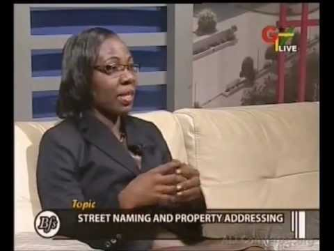 LOGODEP speaks to Street Addressing System in Ghana.