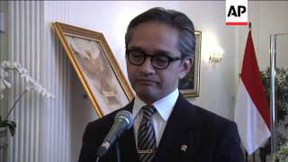 NKorean foreign minister meets Indonesian counterpart at start of two-day visit