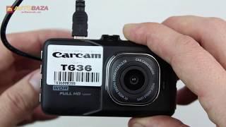 видеорегистратор Carcam T636 DUAL