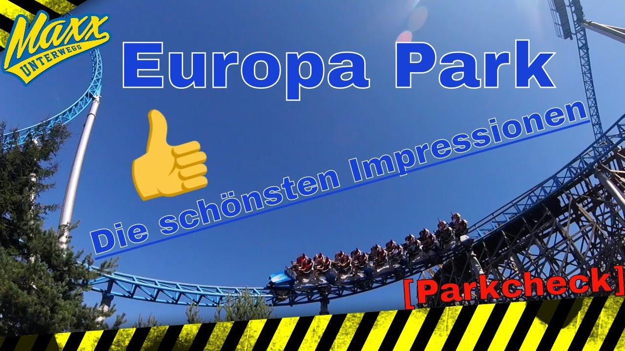 [Parkcheck] Europa Park | Die schönsten Impressionen | Vor 2020