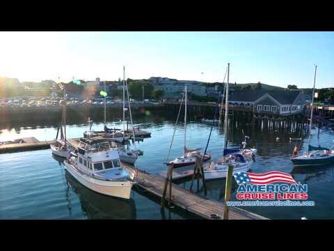 American Cruise Lines - Maine Coast & Harbors