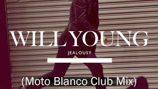 Gambar cover Will Young - Jealousy Remix (Moto Blanco Club Mix)