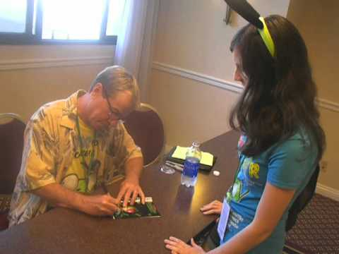 I meet Rodger Bumpass