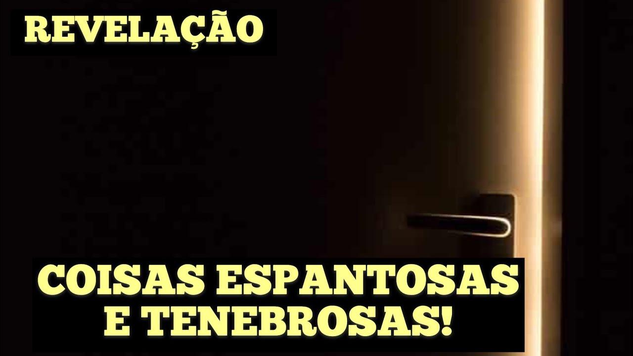 REVELAÇÃO URGENTE! VIU COISAS ESPANTOSAS E TENEBROSAS QUE ESTÃO PRESTES ACONTECER NA TERRA!