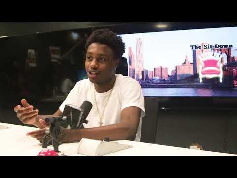 EmEz - Lil TJay Talks NY Artist and Artist He Looks Ups To