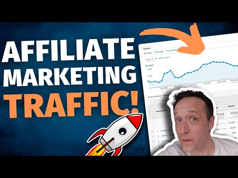 Where to get TRAFFIC FOR YOUR AFFILIATE MARKETING WEBSITE – Beginners guide