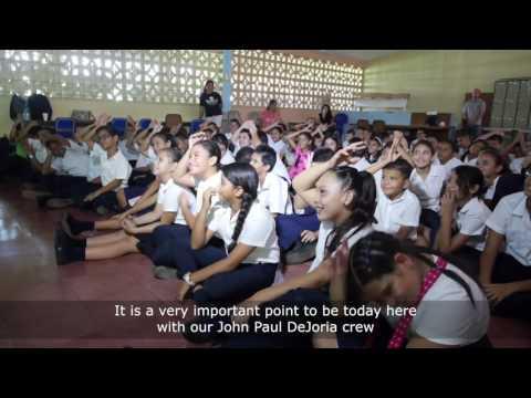 JPD: Costa Rica School Visit