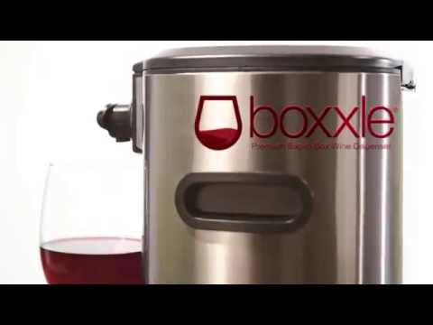 Boxxle - Premium Box Wine Dispenser