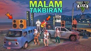 PAWAI TAKBIRAN LEBARAN 2019 - GTA 5 LEBARAN