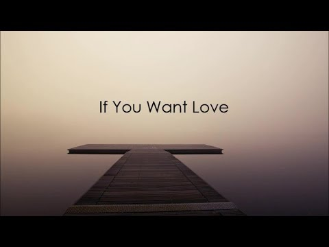 Nf If You Want Love Lyric Video