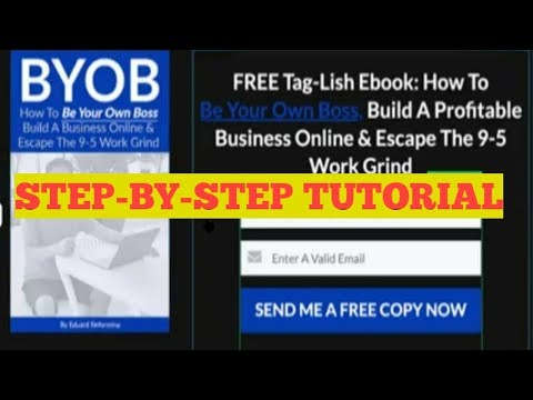 FREEBOOK BYOB STEP-BY-STEP TUTORIAL by COACH RAYMOND TABAQUE, PRODUCT TRAINING.SMS IN UNITY NETWORK thumbnail