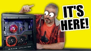 Official UNBOXING & OVERVIEW - MSI INFINITE A GAMING PC