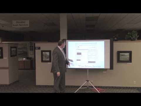 Online Banking Seminar