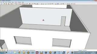 Tutorial Google Sketchup LENGKAP untuk Pemula Membuat Rumah Sederhana(Video tutorial memulai menggunakan Google Sketchup untuk pemula dengan membuat rumah sederhana secara cepat dan sangat mudah., 2013-05-24T15:00:39.000Z)