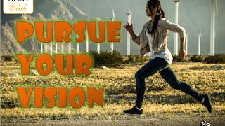 Bo Sanchez TRC - How To Pursue Your Vision (PowerTalk)