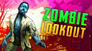 ZOMBIE LOOKOUT (Call of Duty Zombies)