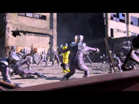 Power Rangers Super Megaforce: The Silver Warrior - Trailer