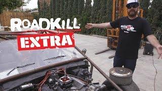 Фото с обложки Finnegan Updates You On The Vette Kart - Roadkill Extra