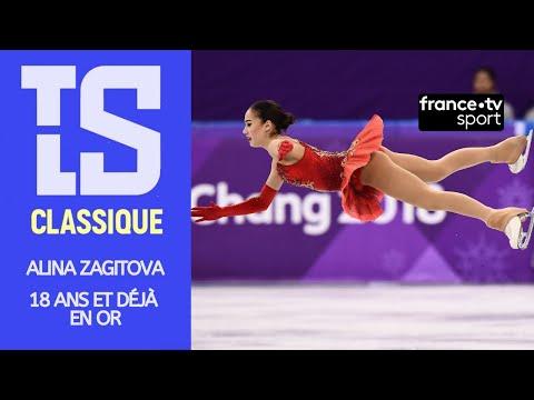 Alina Zagitova, 18 Ans Et Déjà Multi-championne