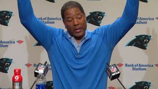 Steve Wilks: We're going to have our hands full this week