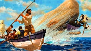 MOBY DICK KIDS STORY