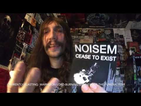 Vital Vinyl Vlog: Noisem-Cease To Exist Mp3