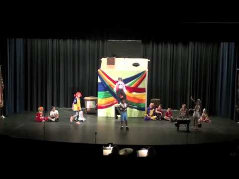 Pippi Longstocking Musical- Haven's Circus Scene