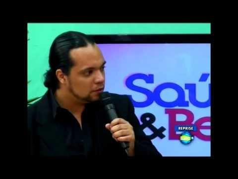 Entrevistado Prof: Ivan Silva Programa Saúde & Beleza