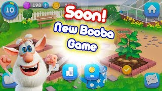 New Booba mobile Game 🎮 Coming out soon 👍 Super ToonsTV