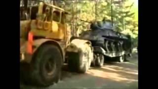 клип ТАНК ИЗ БОЛОТА