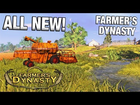 ALL NEW Version of Farmer's Dynasty | First Look