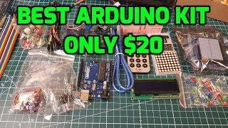 Best Arduino Starter Kit 2017 // Perfect Christmas Gift?