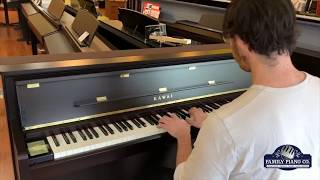 Kawai CA99 Unboxing and Review | Family Piano Co