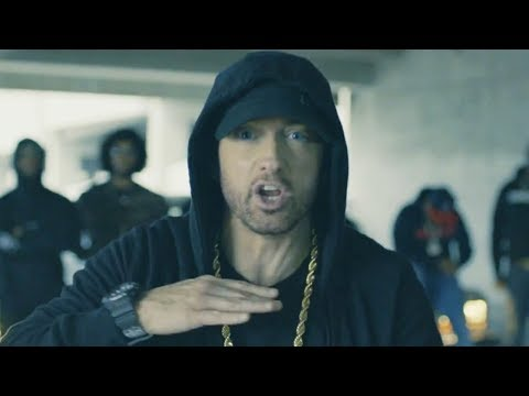 Eminem BASHES Donald Trump With Freestyle Video & The Internet Erupts