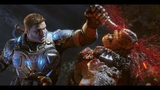 Gears of War 4 Gameplay walkthrough Prologue