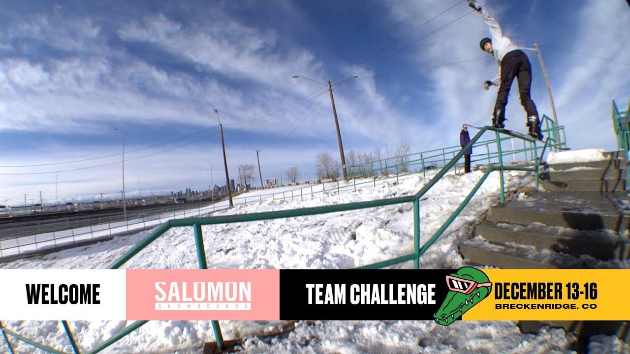Salomon – Welcome Snow